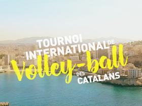 70ème Edition du tournoi Volley-Ball des Catalans