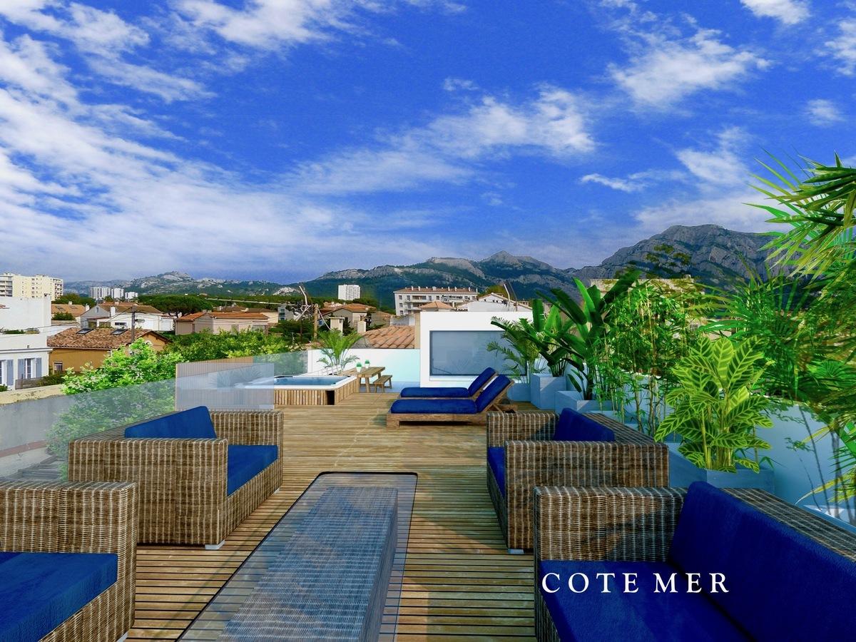 Vente achat maison villa marseille 8 13008 for Marseille achat