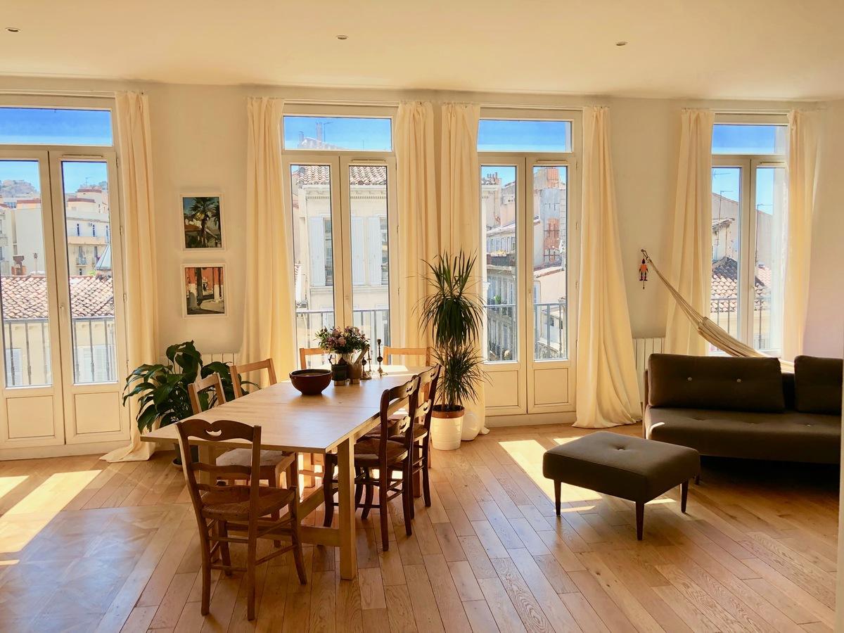 Apartment - Marseille 6ème