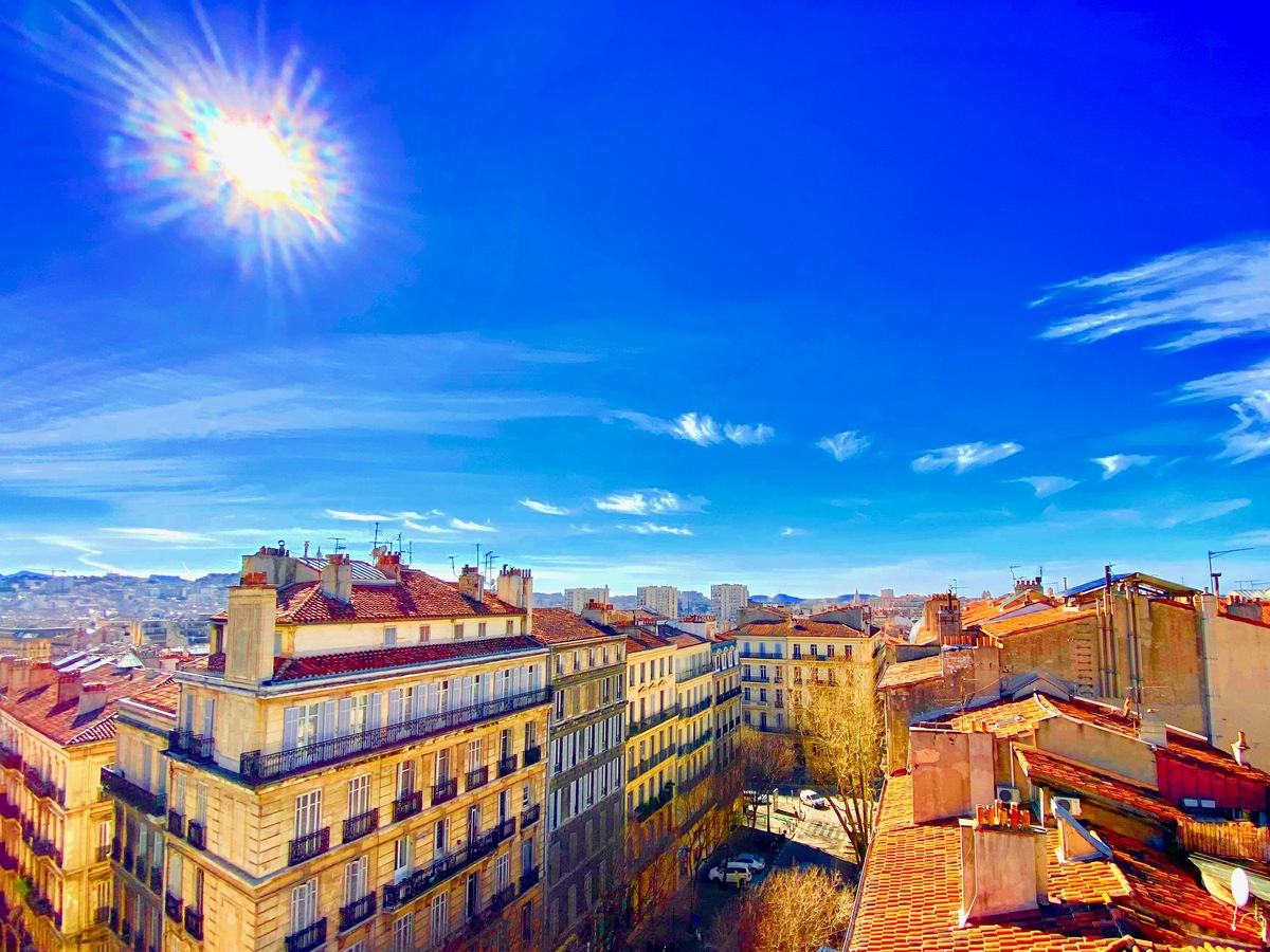 Apartment - Marseille 1er