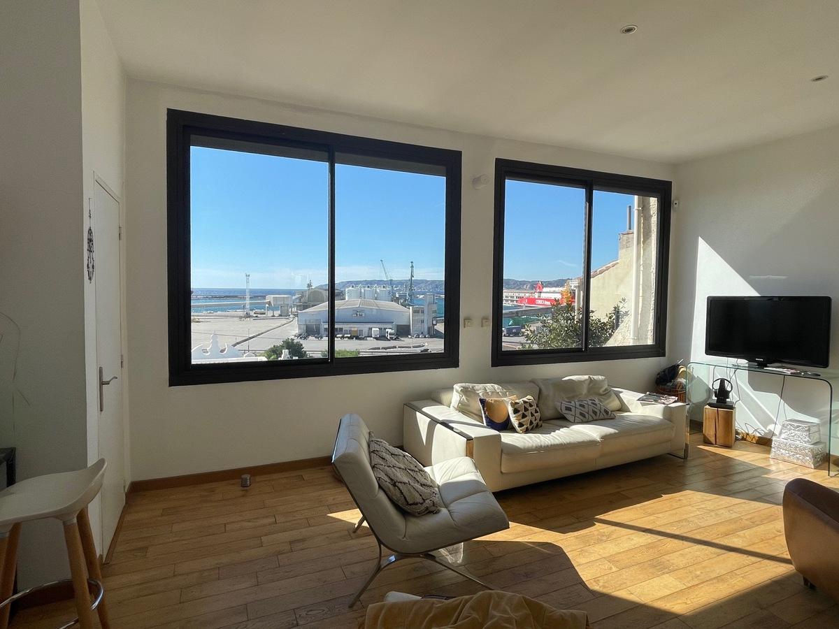 Apartment - Marseille 2ème